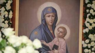 Santa Maria Mãe de Deus - Foto: Victor Hugo