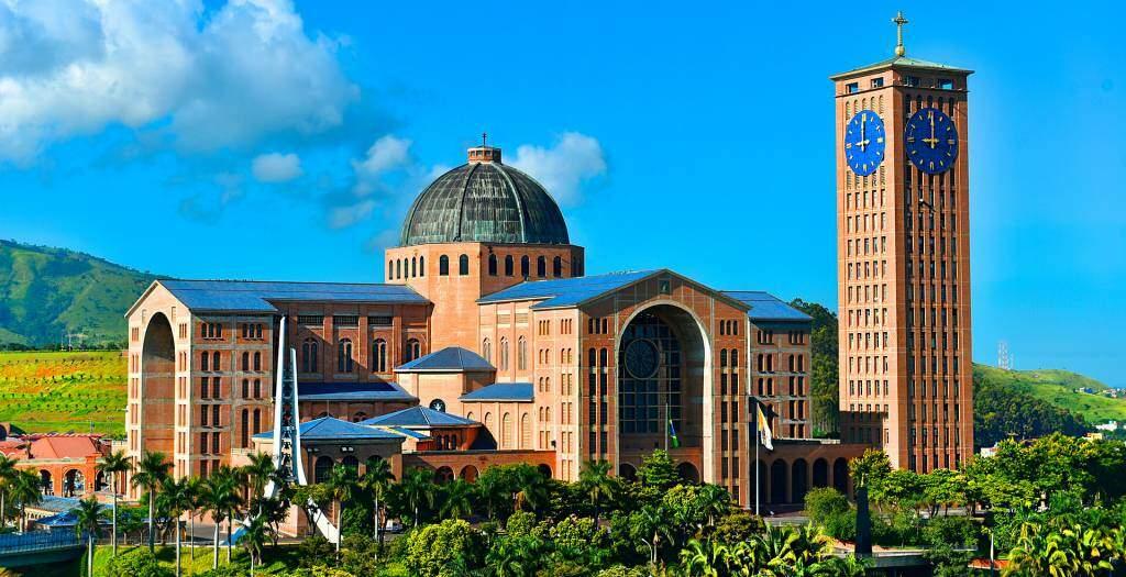 Conheça o Santuário Nacional