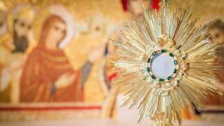 Eucaristia - Coração Eucarístico