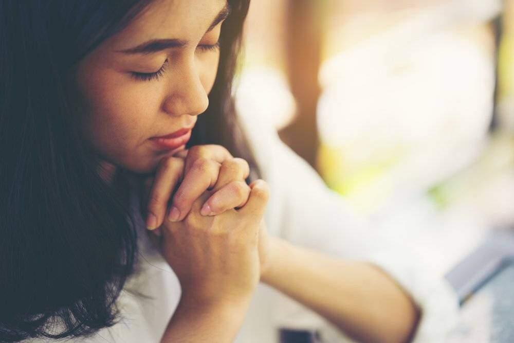 Orações  para momentos de dor e sofrimento