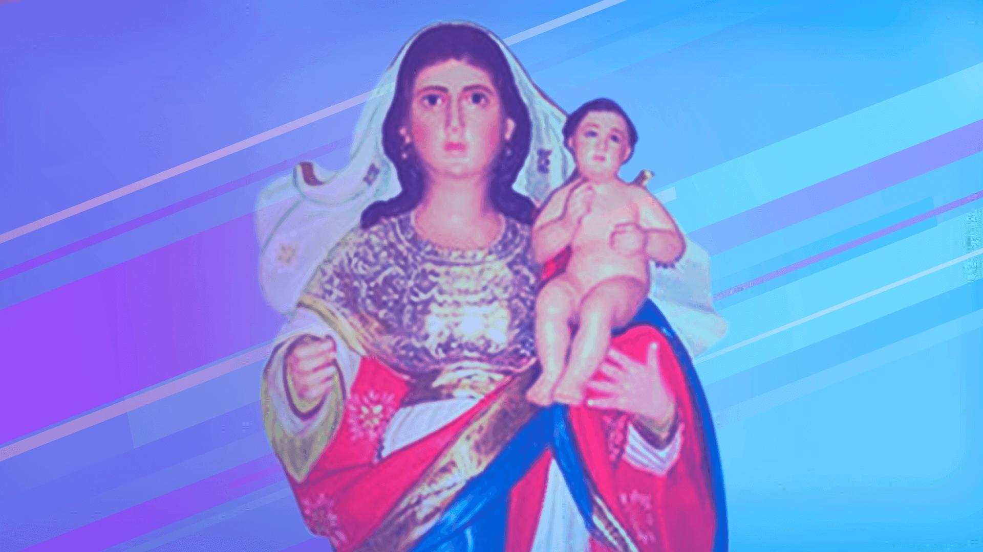 Oração à Nossa Senhora do Amparo