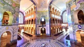 Altar Central do Santuário de Aparecida