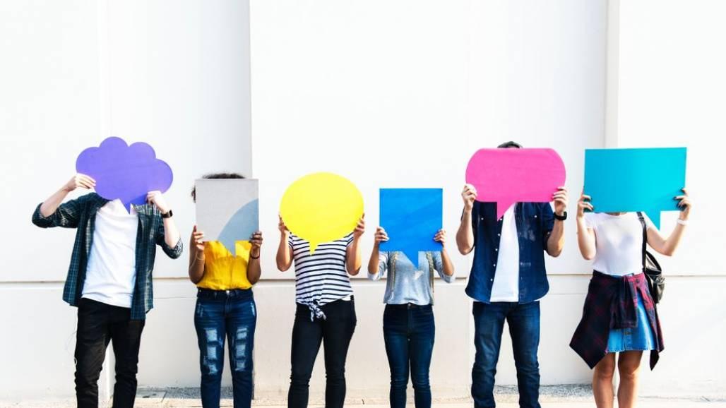 Diálogo, conversa (Shutterstock/Rawpixel.com)