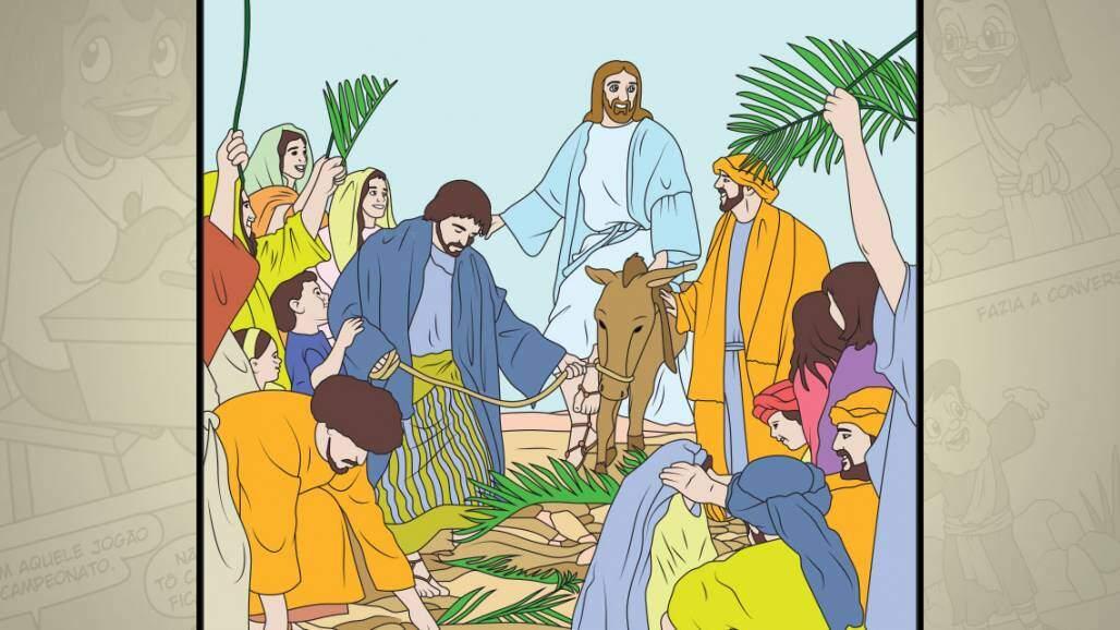 Entenda a Semana Santa