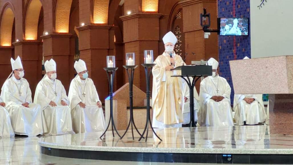 Missa da Arquidiocese de São Paulo 120 anos (Matheus Andrade)