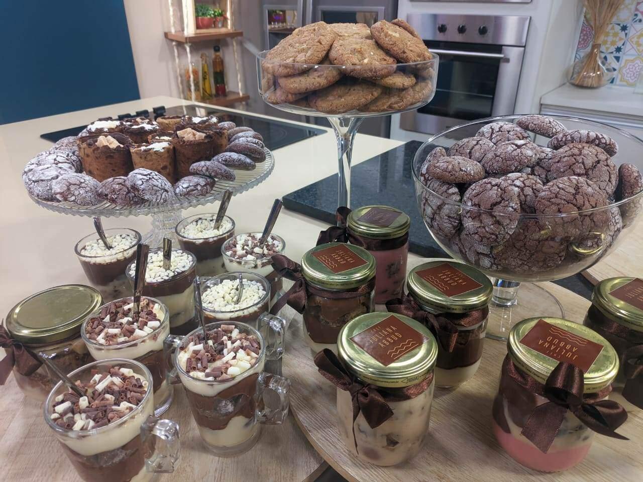 Cookies de colher - Santa Receita