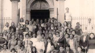 12ª Romaria-Goiânia,GO - Aparecida,SP - 07.jul.1973