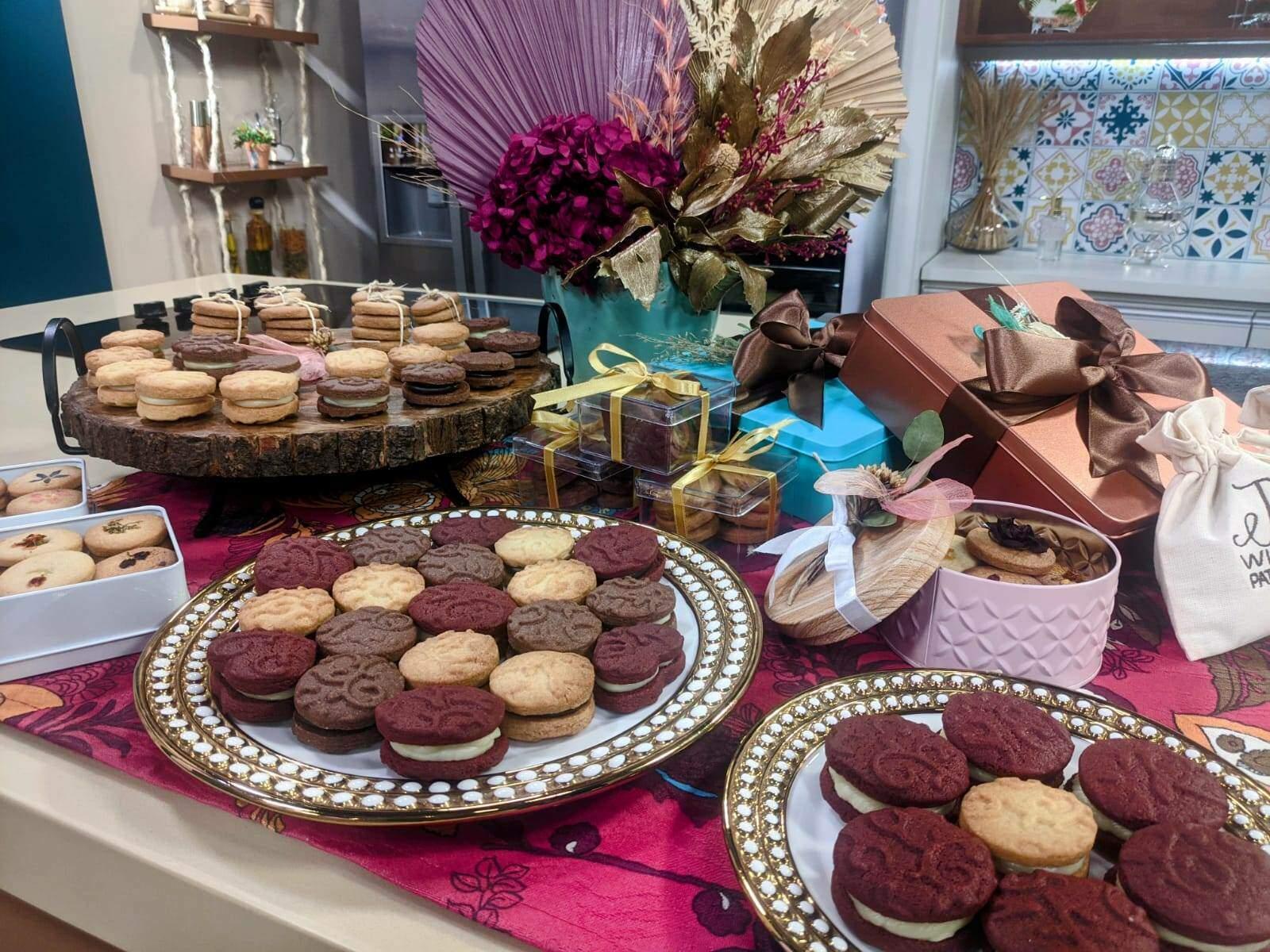 Biscoito de casadinho (faça e venda) - Santa Receita