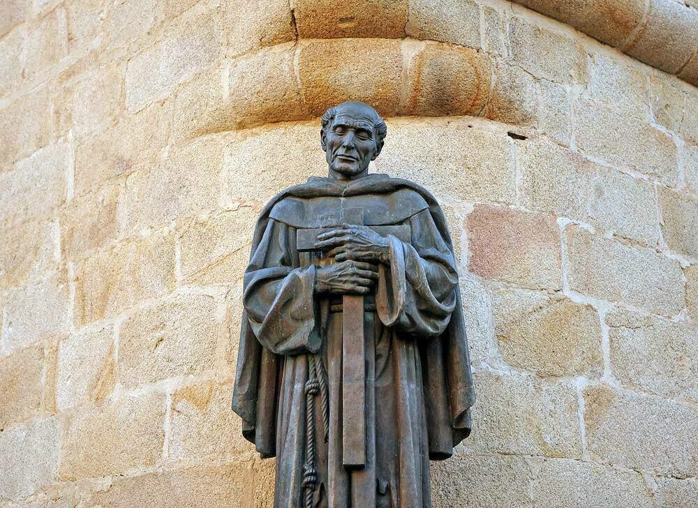 São Pedro de Alcântara, co-padroeiro do Brasil